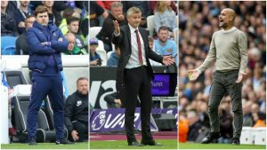 The three Premier League giants in crisis