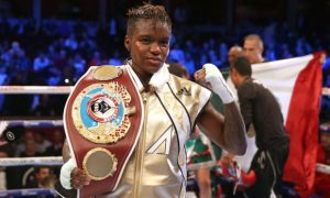 Nicola Adams, two-time Olympic boxing champion, retires over eyesight fears