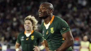 South Africa beat England to win the Rugby World Cup