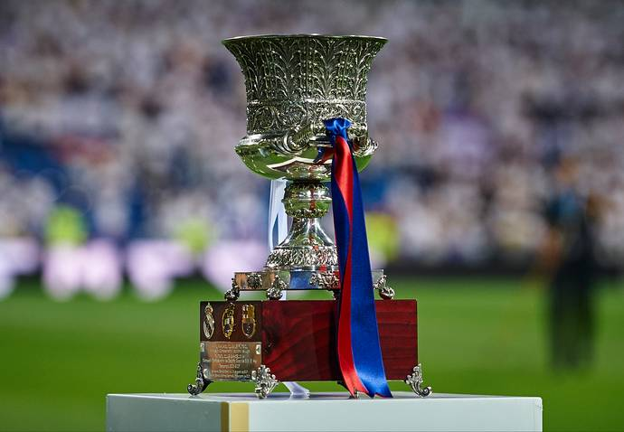 Spanish Super Cup to feature four teams, Saudi Arabia to host next three editions.