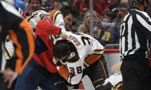 Why punching your opponent in hockey is fine but spitting on him is not