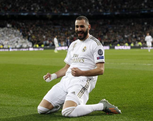 Benzema went to Real Madrid despite a better Man Utd offer.