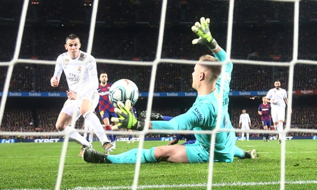 Gareth Bale denied with Barcelona and Real Madrid distracted by protests.