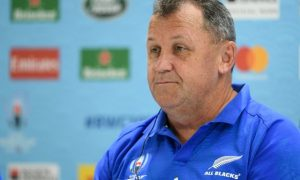 Ian Foster named Steve Hansen's successor as All Blacks head coach