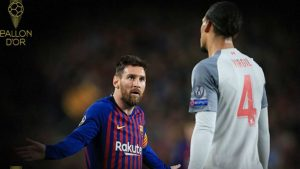 Messi won the Ballon d'Or by just seven points