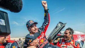 Spaniard Carlos Sainz wins third Dakar Rally