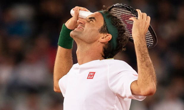Roger Federer out of French Open as doubts swirl again over future.