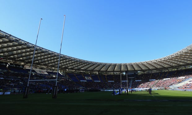 England's Six Nations game against Italy postponed due to coronavirus outbreak.