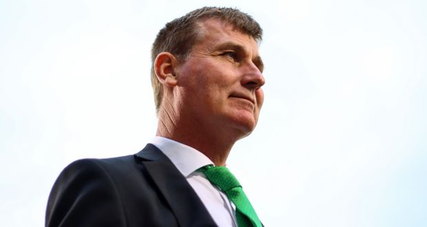 Ireland boss Stephen Kenny: 'I'll do things my own way. Put it that way'.