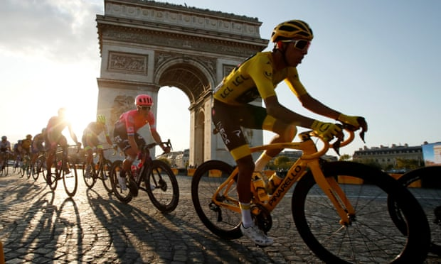 Tour de France saved by 29 August shift as Grand Tours jostle for space.