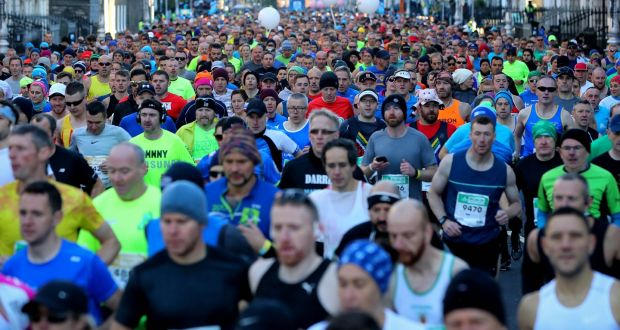 Coronavirus 2020 Dublin Marathon is cancelled