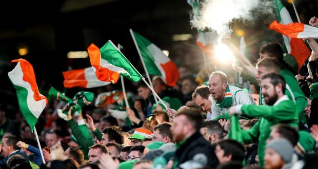 FAI hoping 18,500 fans could attend Finland match in September.