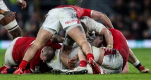 Rugby players suffer over five times more injuries than non-contact athletes