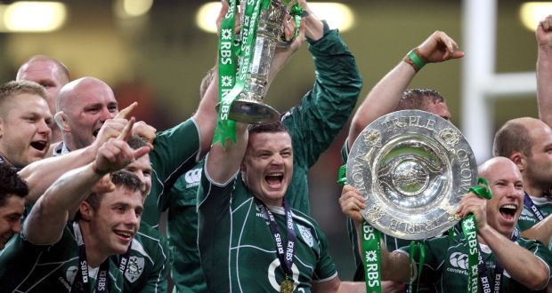 The Best of Times: Ireland's Golden Generation make Grand Slam history in 2009.
