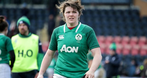 Why can't we buy an Ireland women's rugby jersey