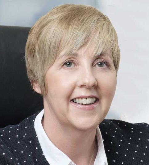 New Connacht president is first woman to head Irish province.