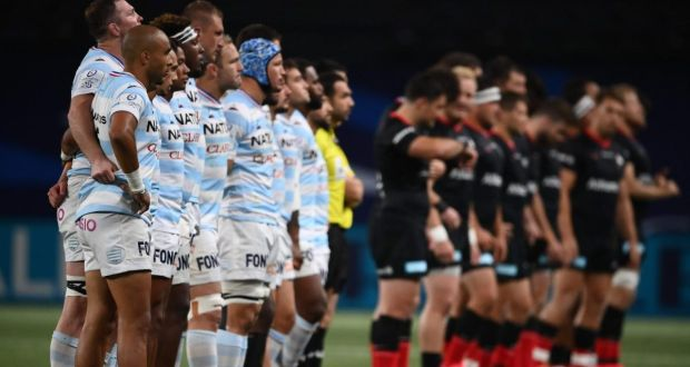 Racing 92 players test positive for Covid-19 two weeks before Champions Cup final.