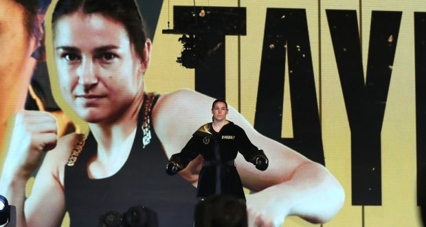 Katie Taylor is The Irish Times/Sport Ireland Sportswoman of the Year for 2020.
